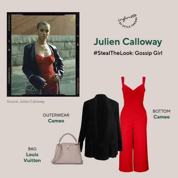 Julien Calloway Gossip Girl Style