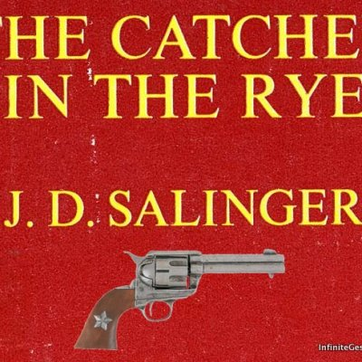 Guns Don't Kill People – The Catcher in the Rye Kills People | Episode 010