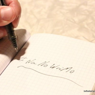 National Novel Writing Month – #NaNoWriMo | Episode 019