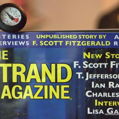 "Fitzgerald's Lost & Found – ""Temperature"" by F. Scott Fitzgerald 