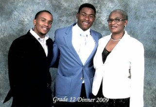 Katlego-with-his-brother-Tshepo-and-Yvonne-in-2009
