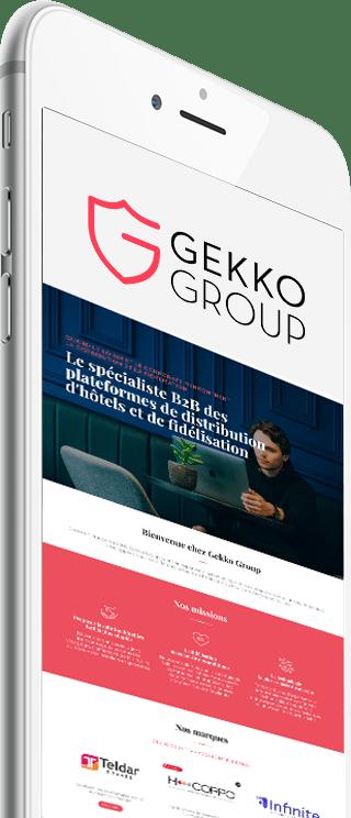 Gekko Groupe, le spécialiste BtoB des plateformes de distribution d'hôtels et de la fidélisation.