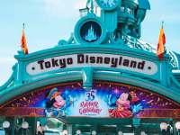 Disneyland de Tokio cierra por coronavirus