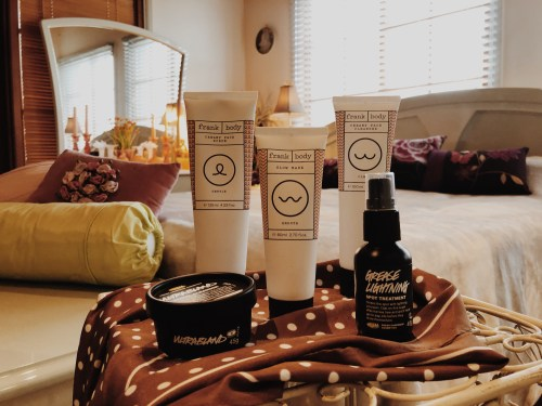 My everyday routine for clear, glowing skin