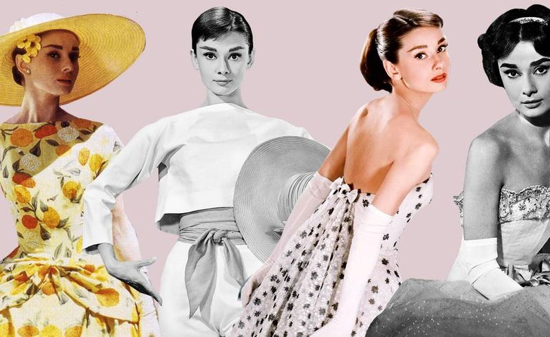 Twenty Six Old Hollywood Style Lessons from Fashion Muse and Actress Audrey Hepburn