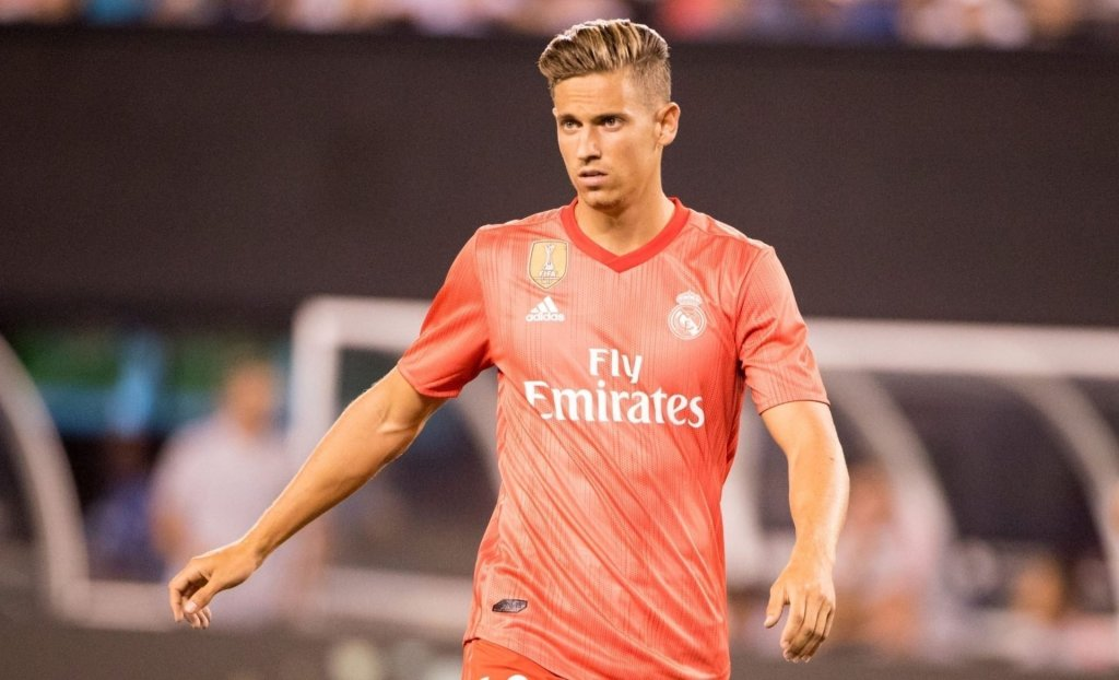 OFFICIAL: Marcos Llorente leaves Real Madrid to join Atlético
