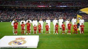 Confirmed: Real Madrid will play Red Bull Salzburg on 7 August