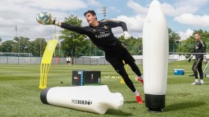 "Courtois: ""It's clear who the first choice goalkeeper is"""