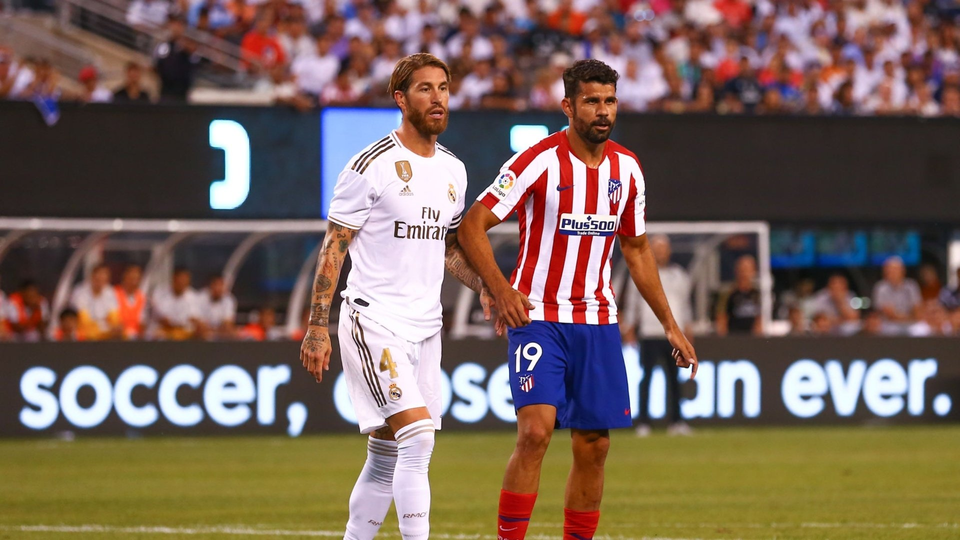 """Ramos: """"We can't be losing games like that"""""""