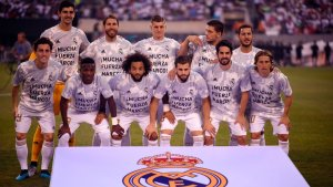 Confirmed: Real Madrid's 24-man squad for the Audi Cup