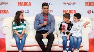 Cristiano: I feel sad for having left Real Madrid