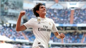 """Vallejo: """"Of course I see myself at Real Madrid next season"""""""