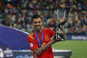 "Ceballos: ""I think Zidane watched the U-21 Euros but he has clear ideas"""