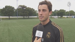 "Odriozola: ""The team looks hungry and eager for the new season"""
