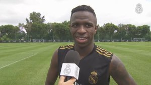 "Vinícius: ""It's important to prepare well to produce a good season"""