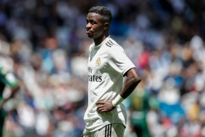 """Vinicius: """"Hazard's arrival makes it hard for me to play"""""""