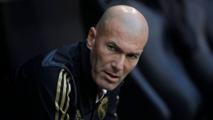 """Zidane: """"I trust in my players, all we need is to win a game"""""""