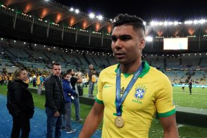 "Casemiro responds to Messi: ""Those with a mouth can say what they want"""
