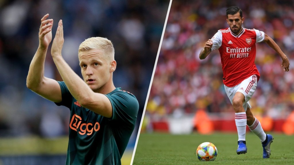 Why Donny van de Beek trumps Ceballos