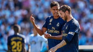 "Sergio Ramos: ""We're going to do our best to achieve success"""