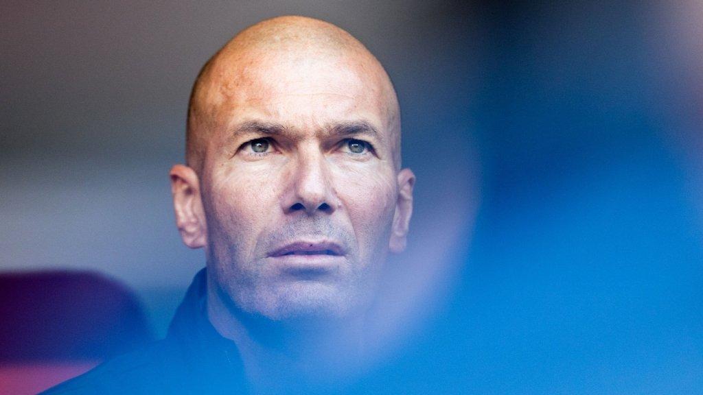 Real Madrid's static midfield and Zidane's stubbornness