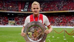 Real Madrid and Ajax reach agreement for Donny van de Beek