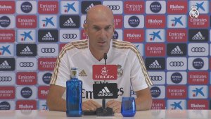 """Zidane: """"We must continue improving and build on the performance in Vigo"""""""