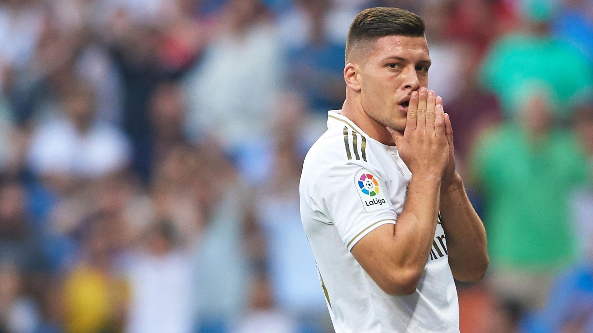 Real Madrid's 19-man squad for Villarreal clash