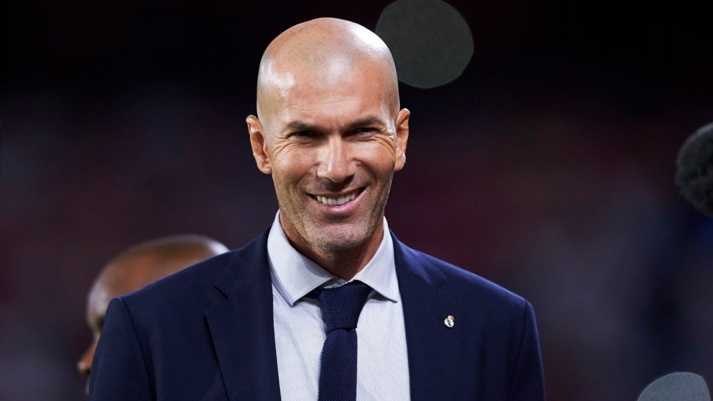 """Zidane: """"This is a group victory and I'm happy for all the players"""""""