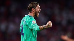 """Ramos: """"Real Madrid are always hungry and have a desire to win"""""""