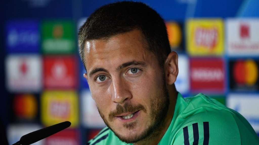 "Hazard: ""When you play for Real Madrid you have to win everything"""