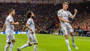 Report: Galatasaray 0-1 Real Madrid