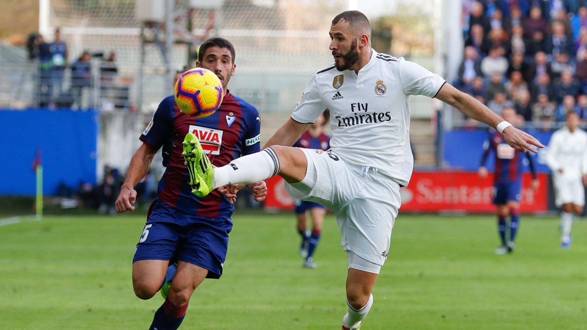 Preview: Eibar vs Real Madrid — LaLiga