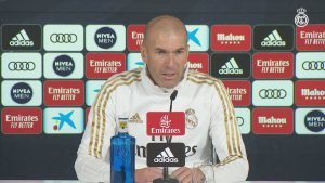 """Zidane: """"Bale can be a decisive player and I'm counting on him"""""""