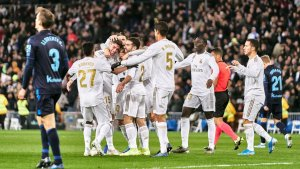 Report: Real Madrid 3-1 Real Sociedad