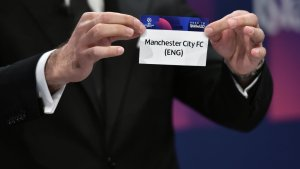 Real Madrid to face Manchester City in Champions League's Last 16
