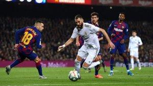 Report: Barcelona 0-0 Real Madrid