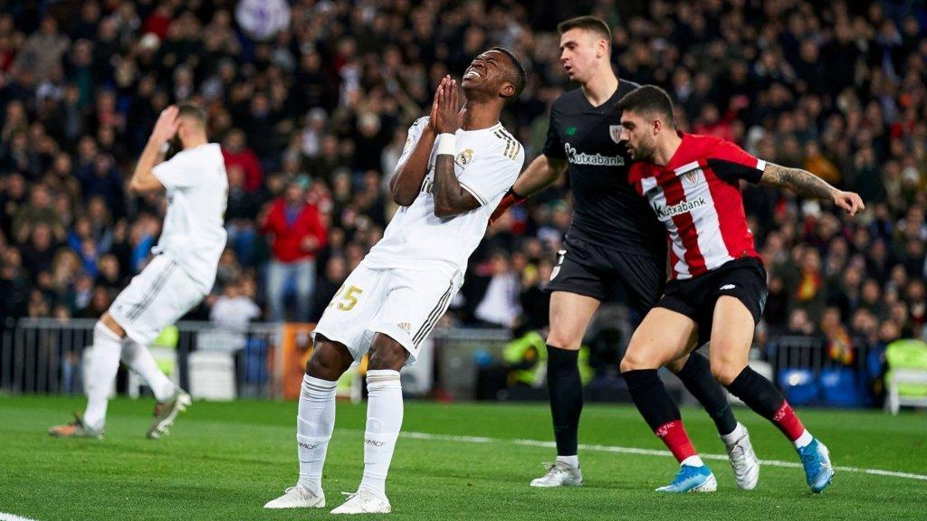 Report: Real Madrid 0-0 Athletic Bilbao