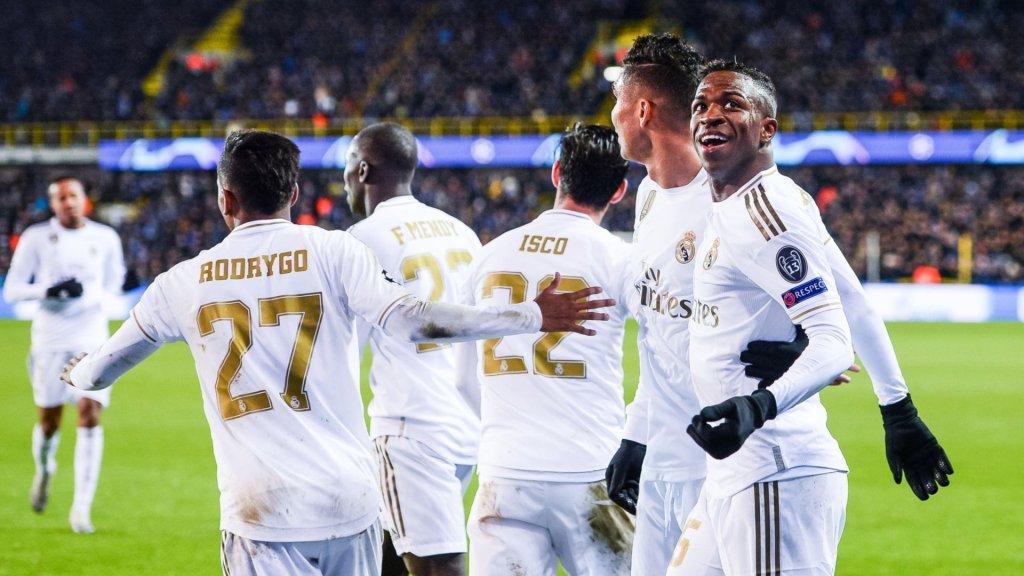 Report: Club Brugge 1-3 Real Madrid
