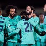 Report: Unionistas de Salamanca 1-3 Real Madrid