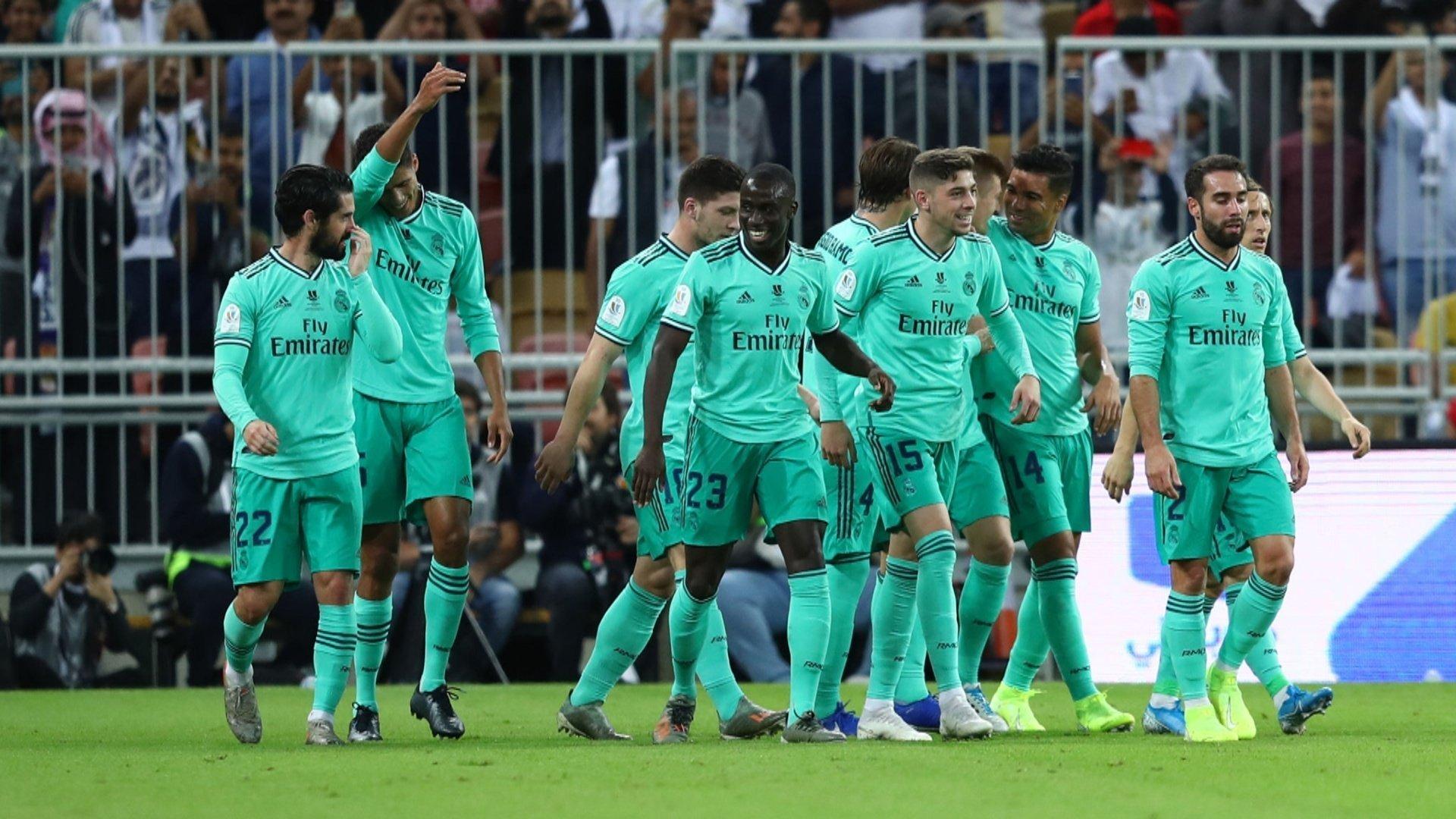 Report: Valencia 1-3 Real Madrid