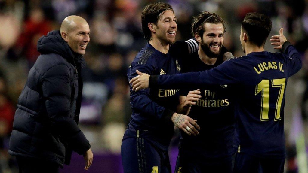 Report: Valladolid 0-1 Real Madrid