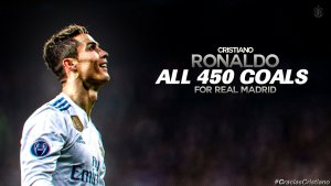 VIDEO: Cristiano Ronaldo All 450 Goals For Real Madrid
