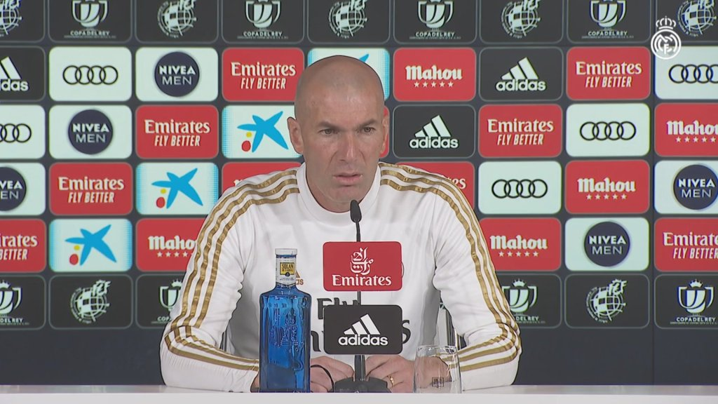 Zidane on Real Sociedad, Hazard, Ødegaard and more: transcript