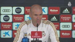 Zidane's pre-Levante press conference in full