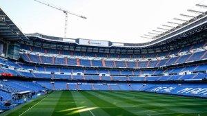 The Santiago Bernabéu primed to become a modern masterpiece