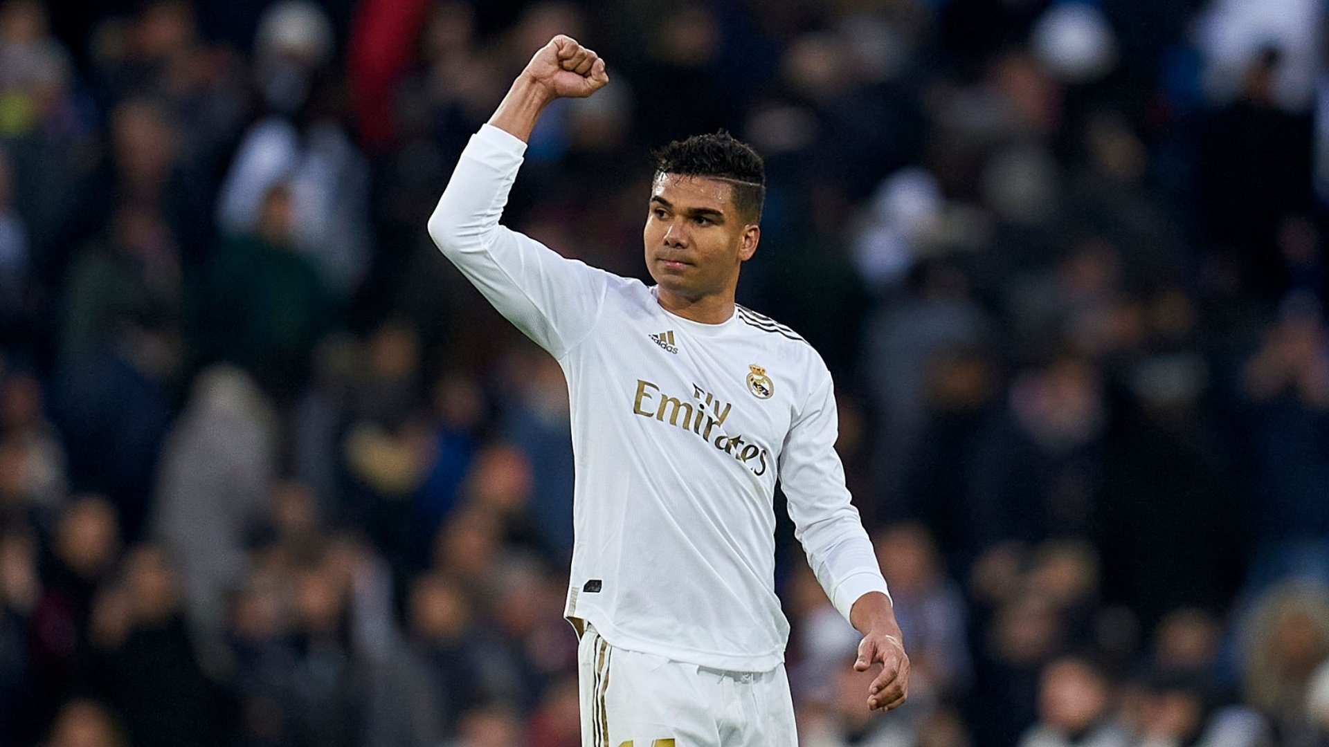 """Casemiro: """"The work we did at home was important"""""""