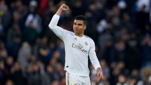 "Casemiro: ""The work we did at home was important"""
