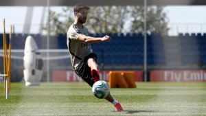 """Asensio: """"My knee is responding well and I feel very good"""""""