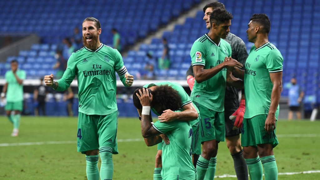 Match report: RCD Espanyol 0-1 Real Madrid